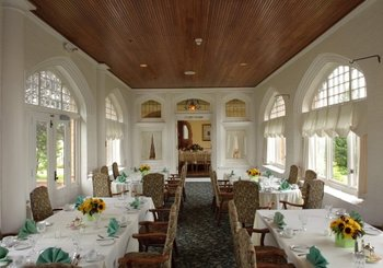 Dining at Cranwell Resort.