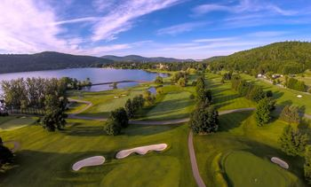 Golf course at The Otesaga Resort Hotel.