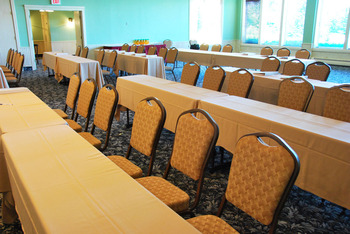Conference Tables at  Landmark Resort