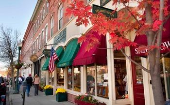 Downtown Near The Woodstock Inn & Resort