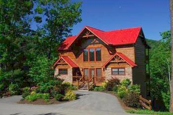 Accommodations By Parkside Resort Pigeon Forge Tn