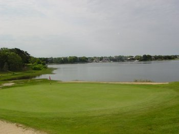 Bass River Golf course is only 3 miles away from Tidewater Inn.