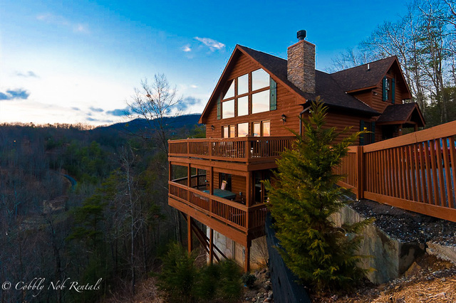 Top 10 gatlinburg luxury cabin rentals for Large cabin rentals in tennessee