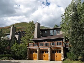 Exterior view of Park City Lodging.