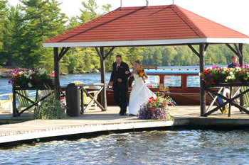Weddings at Severn Lodge