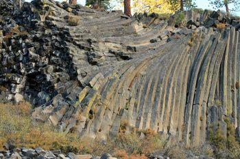 Geological formation by Seasons 4 Condominium Rentals.