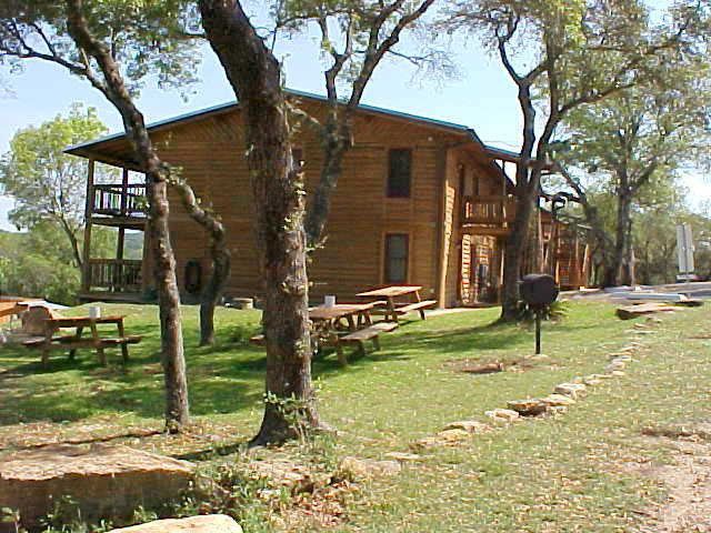 Log Cabins At Jacobs Creek Canyon Lake Tx Resort