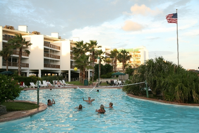 Outdoor Pool at Port Royal Ocean Resort