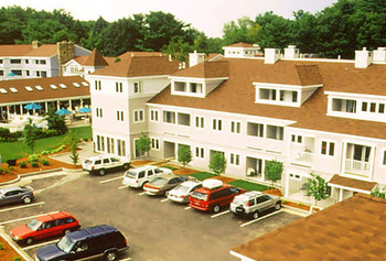 Exterior View of The Meadowmere Resort