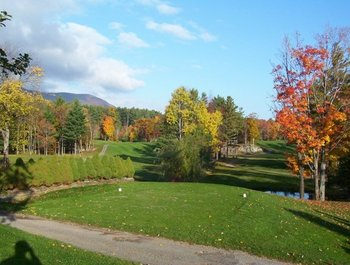 Golfing at Blackhead Mountain Lodge & Country Club