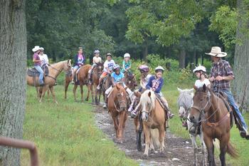 Horseback Riding at Malibu Dude Ranch