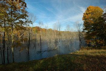 Scenic view at Deer Creek Lodge.