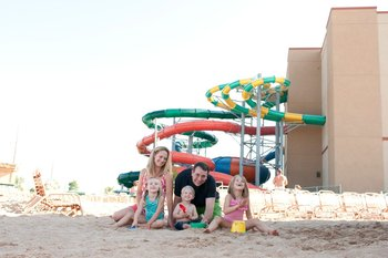 Family fun at Chula Vista Resort.