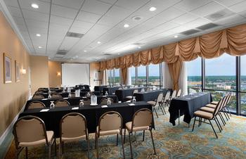 Meeting room at The Breakers Resort.