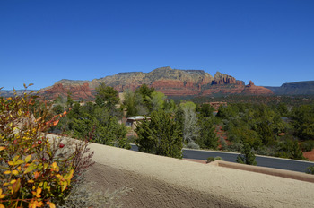 Exterior View at Inn of Sedona