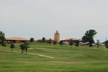 Lighthouse Country Club near Rio Vista Resort.