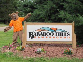 Welcome to Baraboo Hills Campground