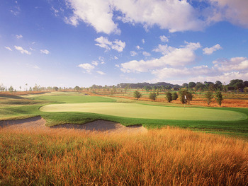 Golf Course at The Heritage.