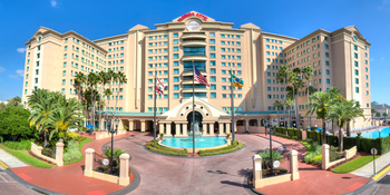 Outside view of the Florida Hotel & Conference Center.