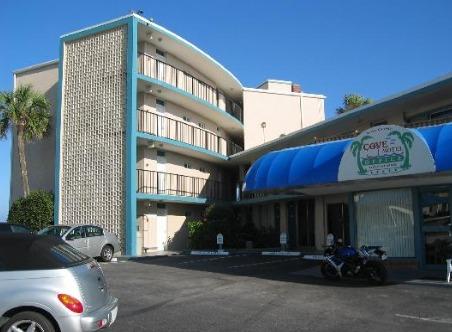 Cove Motel Daytona Beach Fl