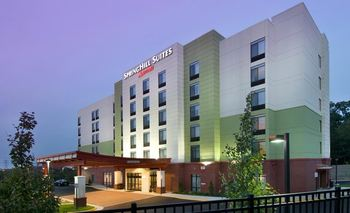 Exterior View of SpringHill Suites Potomac Mills Woodbridge