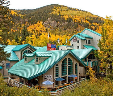 Alpine village suites taos nm resort reviews for Cabins in taos nm