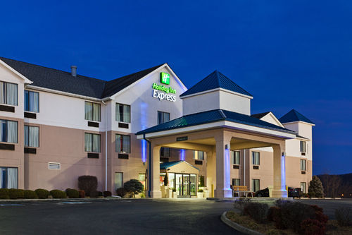 holiday inn express hotel suites knoxville north powell. Black Bedroom Furniture Sets. Home Design Ideas