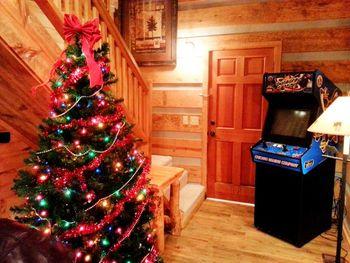 Celebrate the holidays at Elk Springs Resort.