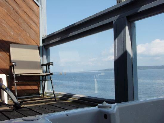 tides inn port townsend wa resort reviews. Black Bedroom Furniture Sets. Home Design Ideas