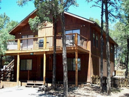 Ruidoso vacation rentals cabin lazy moose lodge ral for 6 bedroom cabins in ruidoso nm