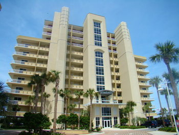 Vacation condos at Holiday Isle Properties.