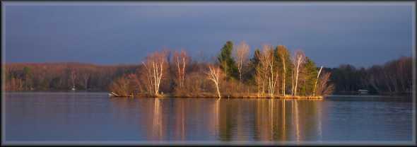 Crescent park resort rhinelander wi resort reviews for Northern wisconsin fishing resorts