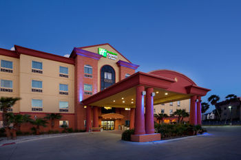 Welcome to the Holiday Inn Express Hotel and Suites