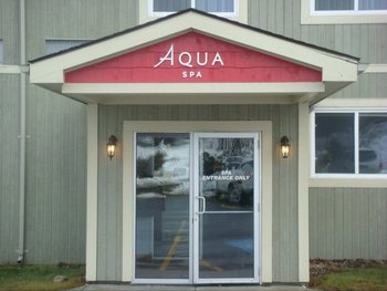 Aqua Spa at Atlantica Hotel
