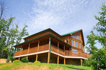 Vacation rental at Cobbly Nob Rentals.