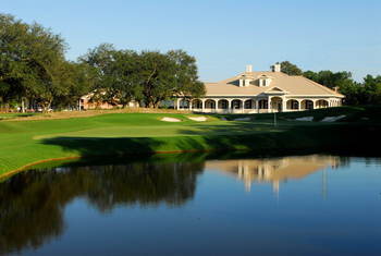 Golf course near Caribbean Resort & Villas.