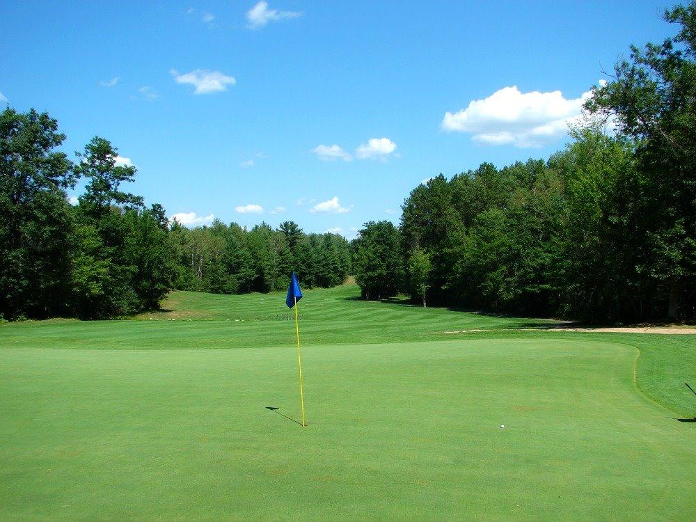 Northwoods Golf Club near Idle Hours Resort.