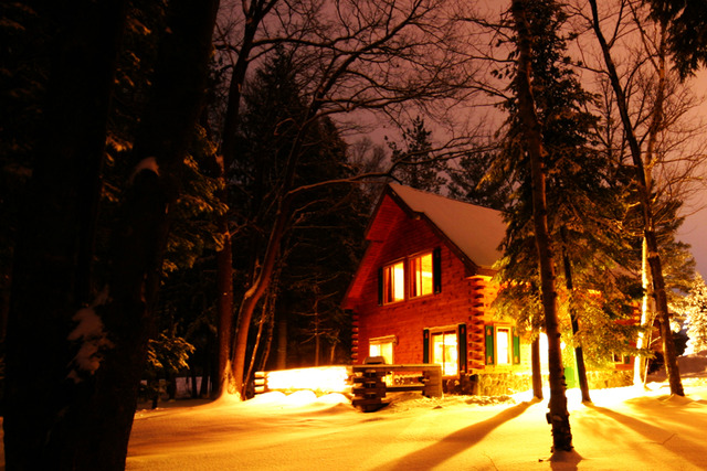 Experience Northern Michigan's enchanting winter time beauty.