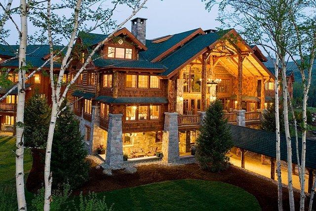 Lake placid vacation homes lake placid ny resort for Adirondack cabin builders