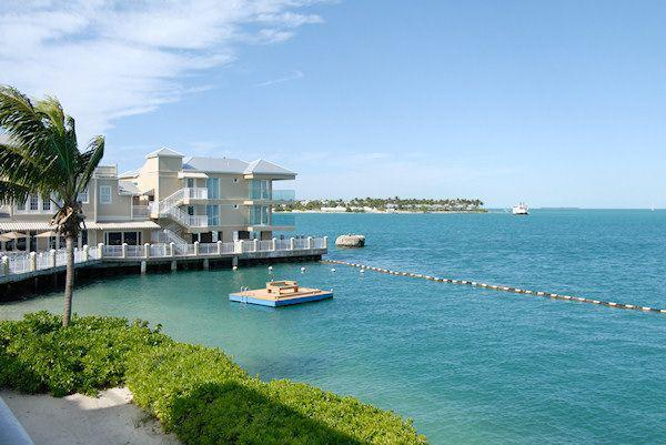 Exterior view of Pier House Resort & Caribbean Spa.