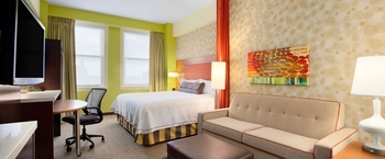Guest Room at Home2 Suites by Hilton San Antonio Downtown