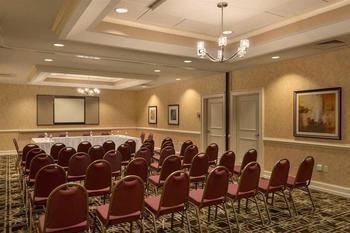 Meeting room at Hampton Inn & Suites Outer Banks/Corolla.