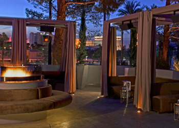 Cabanas at Hard Rock Hotel