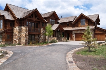 Rental Exterior at SilverStar Luxury Properties