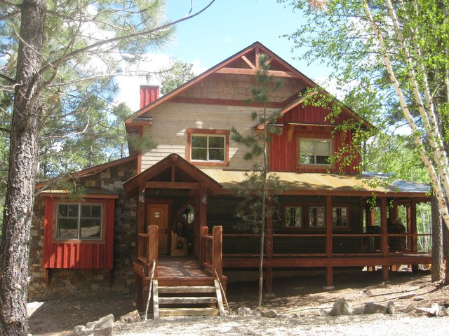 Deadwood connections lead sd resort reviews for Cabins near deadwood sd