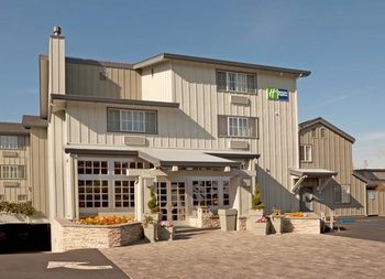 Exterior View of Holiday Inn Express Monterey/Cannery Row Hotel