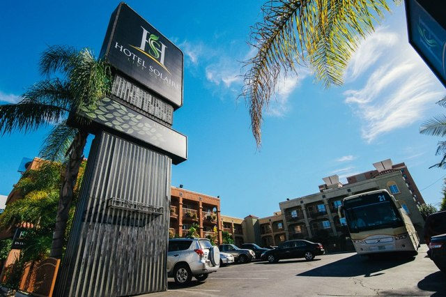 Hotel solaire los angeles ca resort reviews for Boutique hotels downtown los angeles