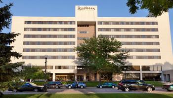 Welcome to the Radison La Crosse Hotel