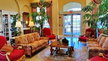 Lobby view at Casiola Vacation Homes.