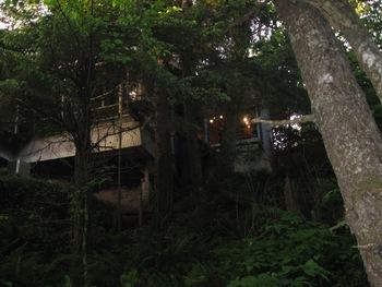 Lodge Exterior at Ocean Crest Resort